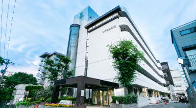神戸朝日病院の外観の写真