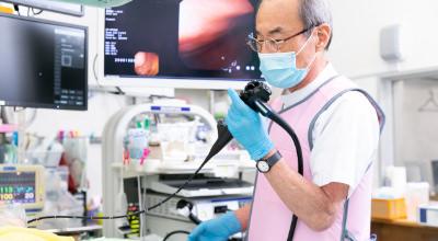 内視鏡検査・PEG交換予約のご案内(医療機関専用)
